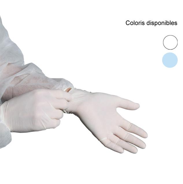Latex AQL 1,5 glove