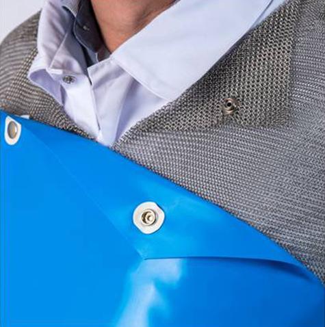 Polyurethane over-apron